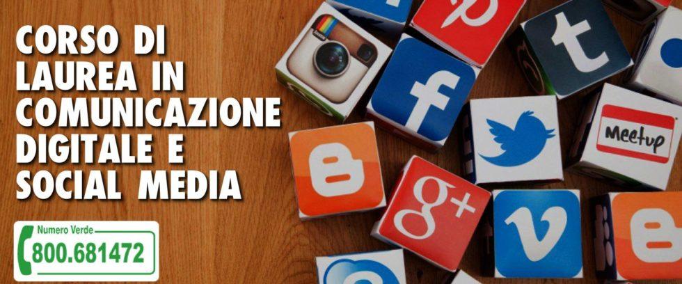 Comunicazione Digitale e Social Media (L-20)